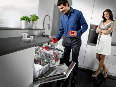 Нові моделі вбудованих посудомийних машин від Beko