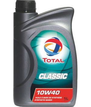 Моторне масло Total Classic 10W-40 1 літр