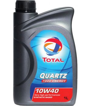 Моторне масло Total Quartz 7000 Energy 10W-40 1 літр