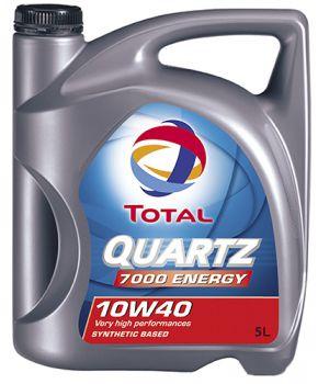 Моторне масло Total Quartz 7000 Energy 10W-40 5 літрів