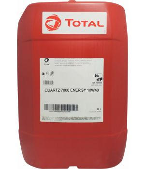 Моторне масло Total Quartz 7000 Energy 10W-40 20 літрів