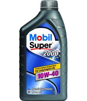 Моторне масло Mobil Super 2000 X1 Diesel 10W-40 1 літр