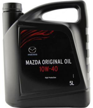 Моторне масло Mazda Original Oil 10W-40 5 літрів