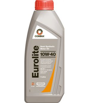 Моторне масло Comma Eurolite 10W-40 1 літр