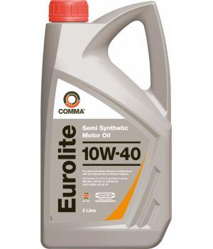 Моторне масло Comma Eurolite 10W-40 2 літри