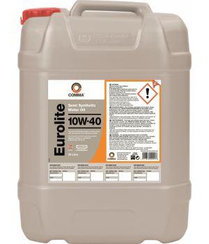Моторне масло Comma Eurolite 10W-40 20 літрів