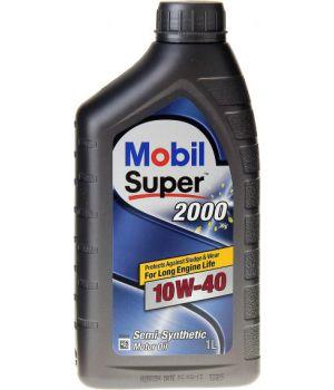 Моторне масло Mobil Super 2000 X1 10W-40 1 літр