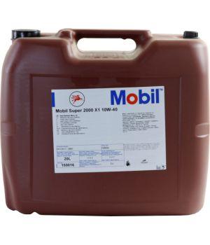 Моторне масло Mobil Super 2000 X1 10W-40 20 літрів