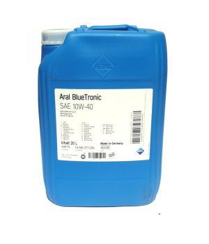 Моторне масло Aral BlueTronic 10W-40 20 літрів