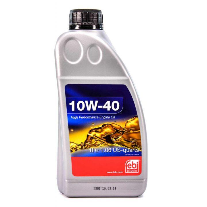 Моторне масло Febi Engine Oil 10W-40 1 літр