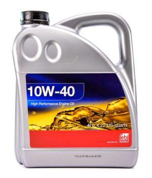 Моторне масло Febi Engine Oil 10W-40 4 літри