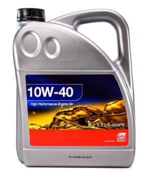 Моторне масло Febi Engine Oil 10W-40 5 літрів