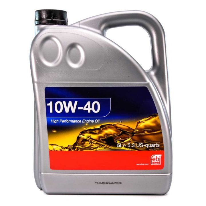 Моторне масло Febi Engine Oil 10W-40 5 літрів