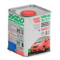 Моторне масло Xado Atomic SL / CF 10W-40 1 літр