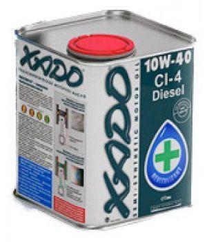 Моторне масло Xado Atomic CI-4 Diesel 10W-40 1 літр