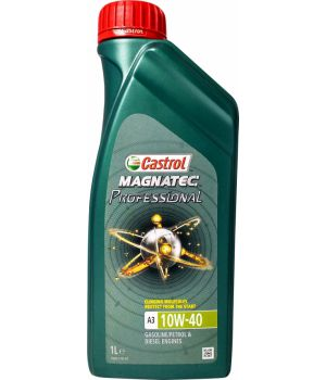 Моторне масло Castrol Magnatec Professional A3 10W-40 1 літр