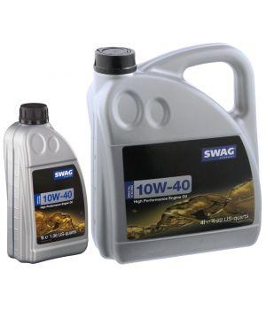 Моторне масло SWAG Engine Oil 10W-40 4 літри