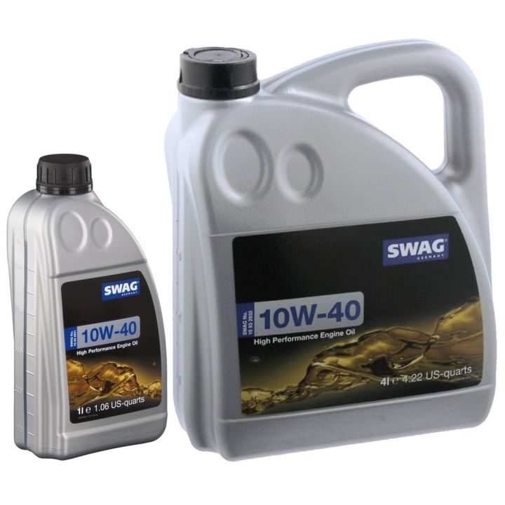 Моторне масло SWAG Engine Oil 10W-40 4 літри