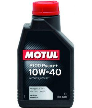 Моторне масло Motul 2100 Power + 10W-40 1 літр