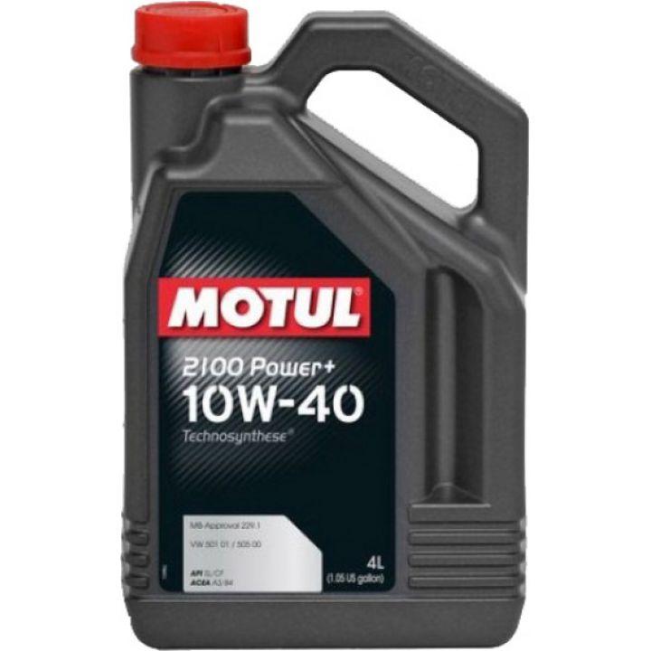Моторне масло Motul 2100 Power + 10W-40 4 літри