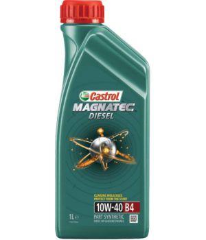 Моторне масло Castrol Magnatec Diesel B4 10W-40 1 літр
