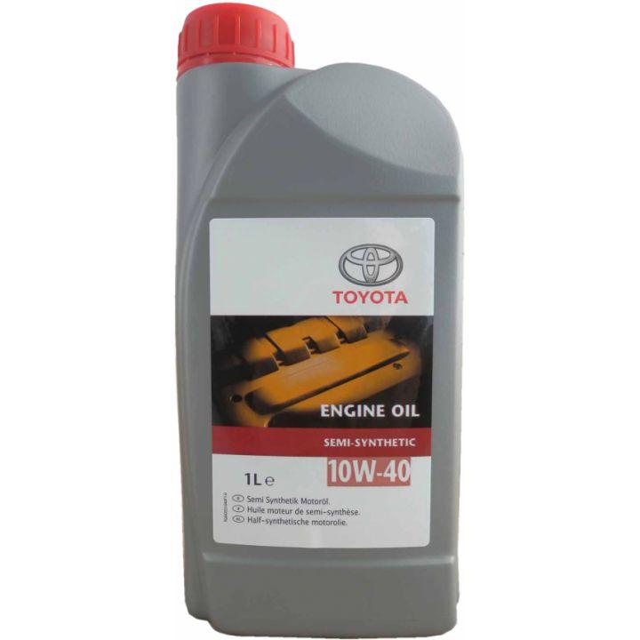 Моторне масло Toyota / Lexus / Daihatsu ENGINE OIL 10W-40 1 літр