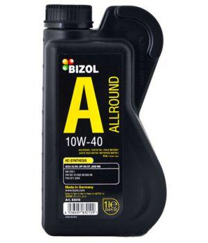 Моторне масло Bizol Allround 10W-40 1 літр