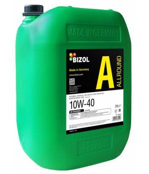 Моторне масло Bizol Allround 10W-40 20 літрів