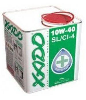 Моторне масло Xado Atomic SL / CI-4 10W-40 1 літр