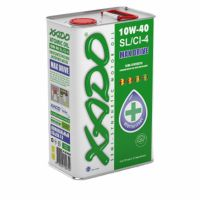 Моторне масло Xado Atomic SL / CI-4 10W-40 4 літри
