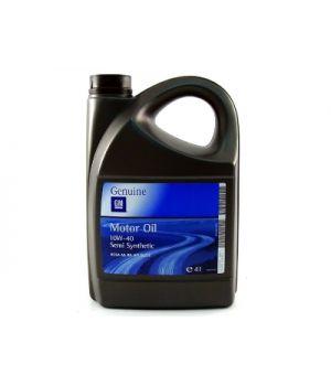 Моторне масло General Motors Semi Synthetic 10W-40 4 літри