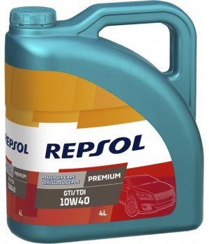 Моторне масло Repsol Premium GTI / TDI 10W-40 4 літри