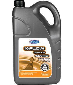 Моторне масло Comma X-Flow Type XS 10W-40 5 літрів