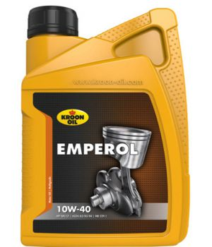 Моторне масло Kroon Oil Emperol 10W-40 4 літри