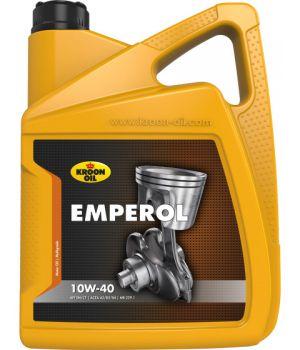 Моторне масло Kroon Oil Emperol 10W-40 5 літрів