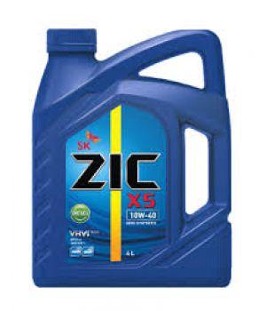 Моторне масло Zic X5 Diesel 10W-40 4 літри