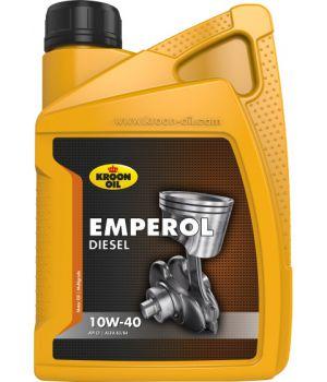 Моторне масло Kroon Oil Emperol Diesel 10W-40 1 літр