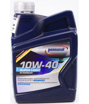 Моторне масло Pennasol Super Light 10W-40 1 літр