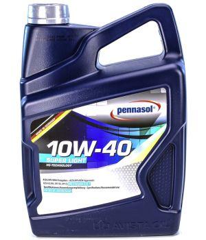 Моторне масло Pennasol Super Light 10W-40 4 літри