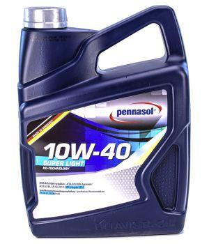 Моторне масло Pennasol Super Light 10W-40 5 літрів