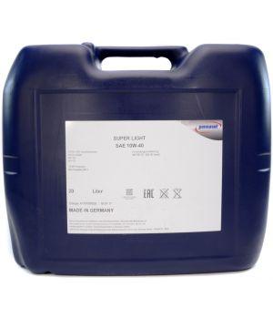 Моторне масло Pennasol Super Light 10W-40 20 літрів
