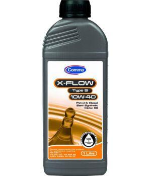 Моторне масло Comma X-Flow Type S 10W-40 1 літр