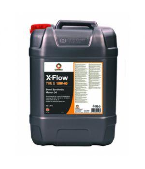 Моторне масло Comma X-Flow Type S 10W-40 20 літрів