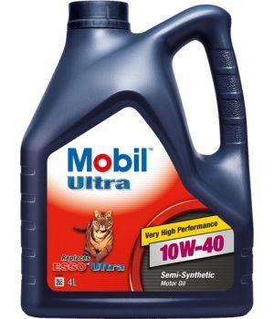 Моторне масло Mobil Esso Ultra 10W-40 4 літри