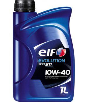 Моторне масло Elf Evolution 700 STI 10W-40 1 літр
