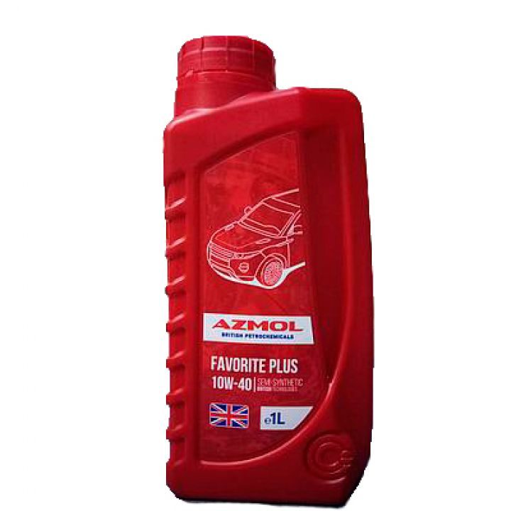 Моторне масло Azmol Favorite Plus 10W-40 1 літр