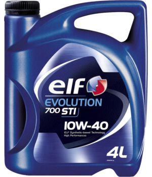 Моторне масло Elf Evolution 700 STI 10W-40 4 літри