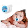 Детская соска термометр