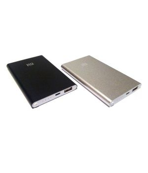 Тонкий Power bank Xiaomi Mi slim 12000 mAh