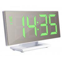 Зеркальные электронные LED часы UKC DS-3618L
